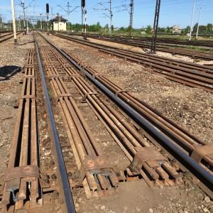 Roboty kolejowe – Skarżysko-Kamienne
